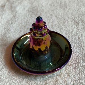 Jewelry - Pineapple ring / jewelry holder